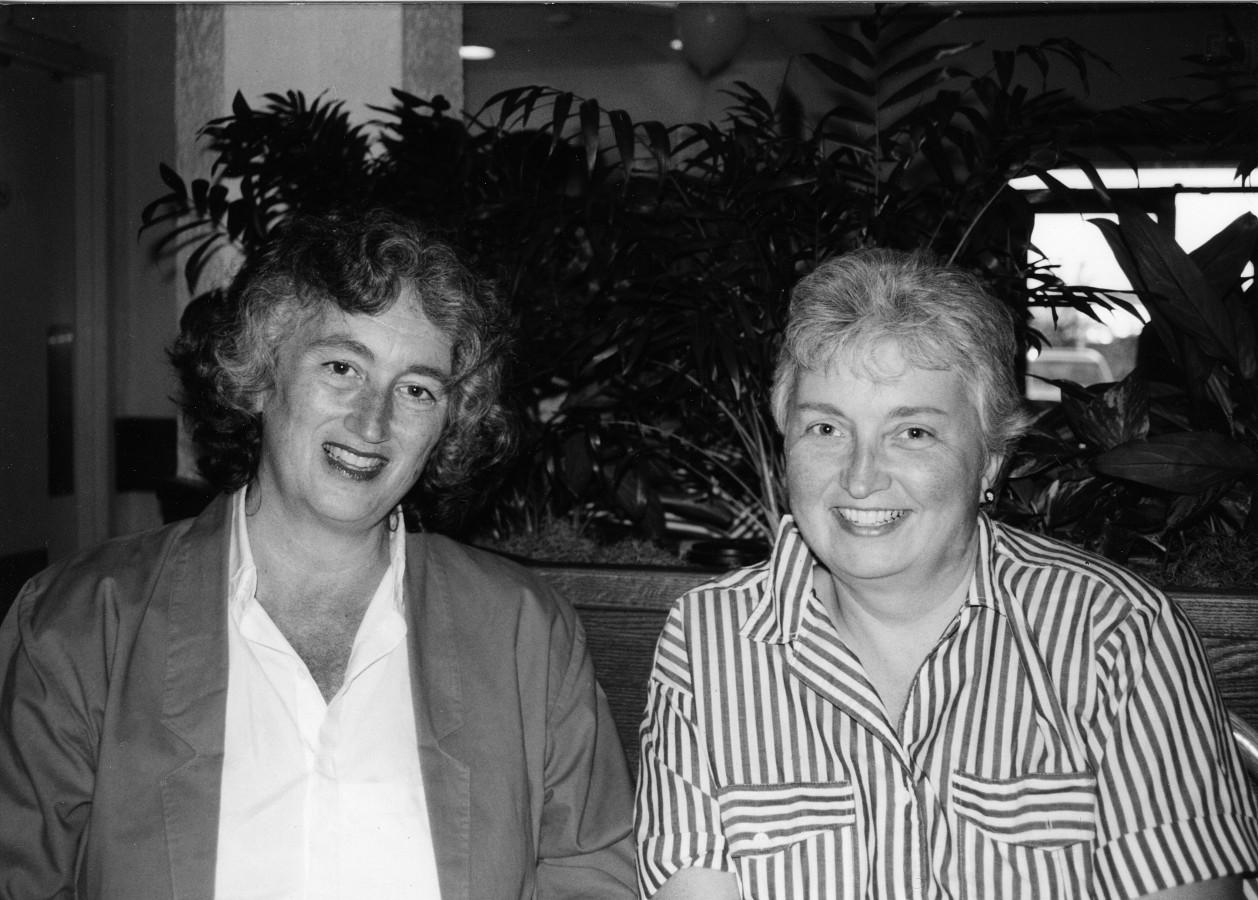 Susan Grilli & Dorothy Jones
