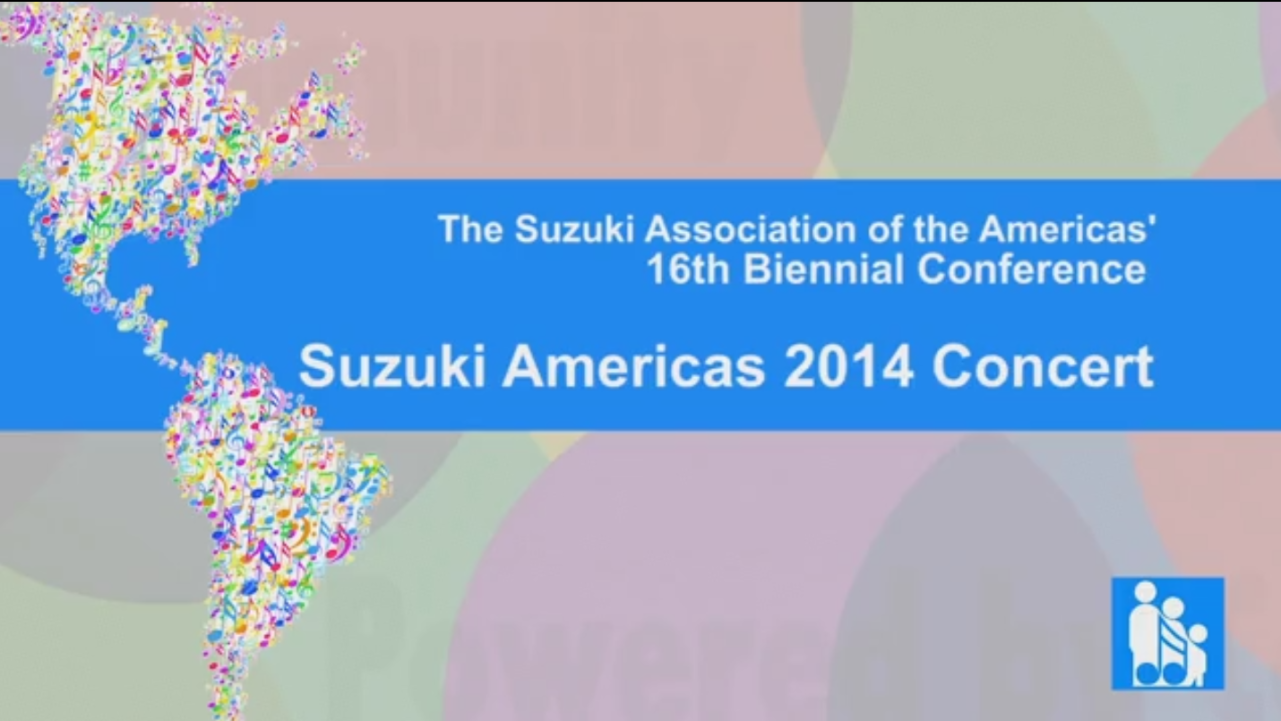 Suzuki Americas Screenshot
