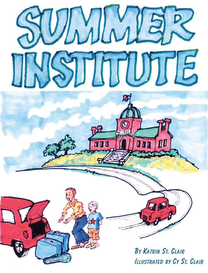 Cover Summer Institutes Book