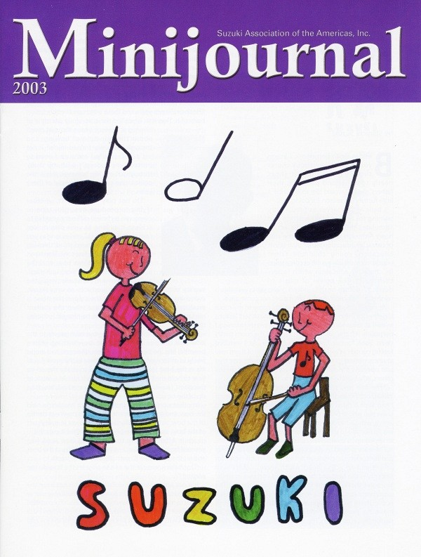 Minijournal 2003