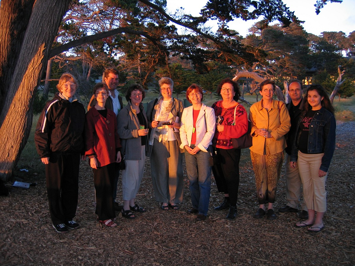 Canadian Participants at the 2005 SAA Leadership Retreat