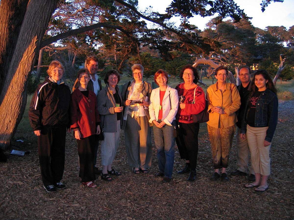 Canadian Participants at the 2005 SAA Leadership Retreat