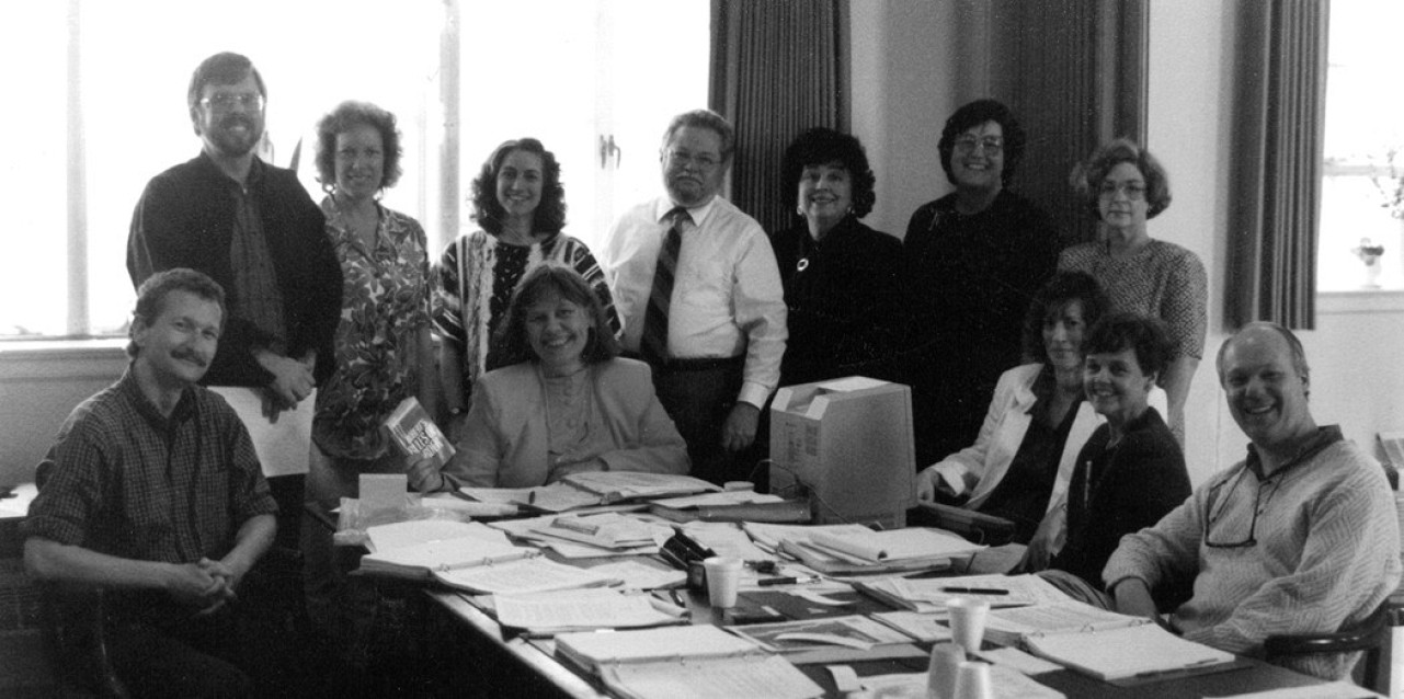 1991 SAA Board of Directors