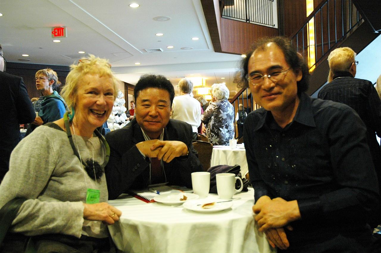 Helen Brunner, Kyung-Ik Hwang, Cheol Woong Jeong