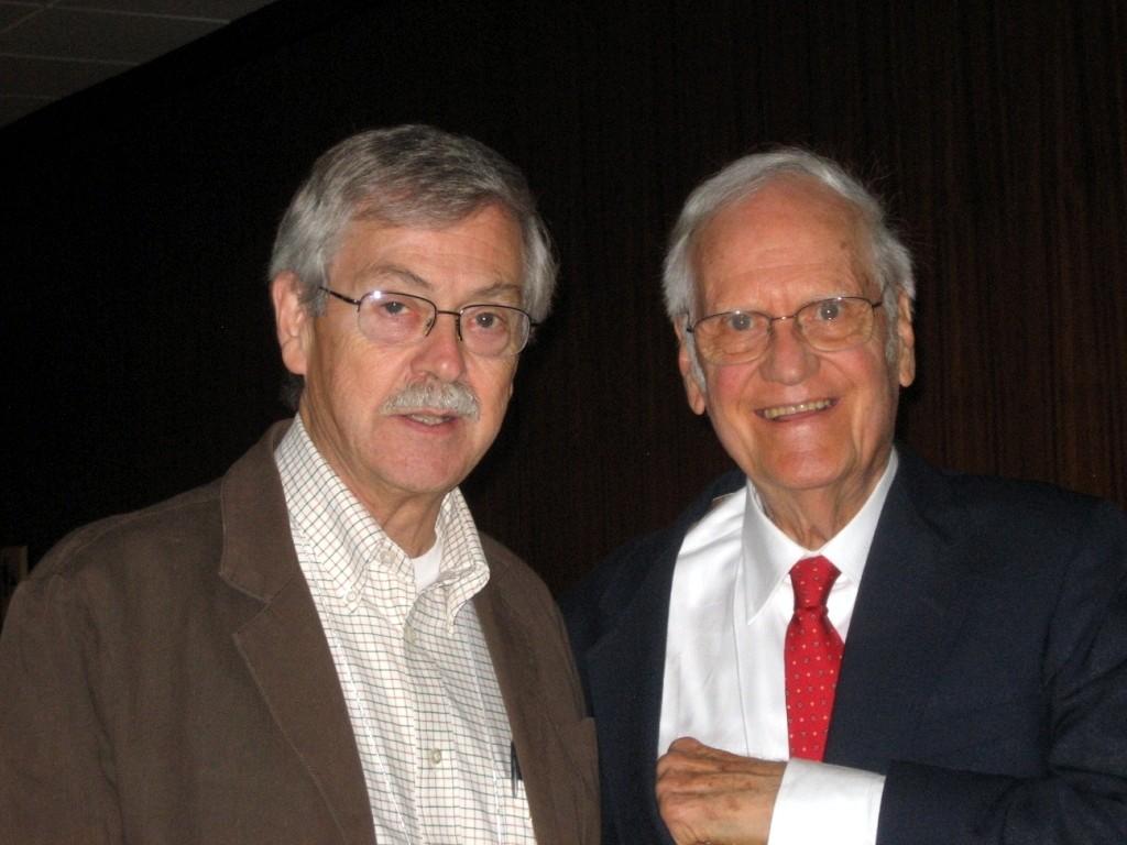 Mark Bjork and Bill Starr