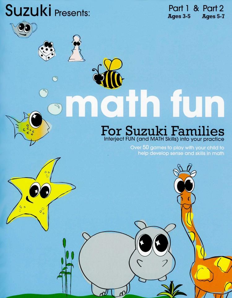 Math Fun for Suzuki Families | Store | Suzuki Association of the ...