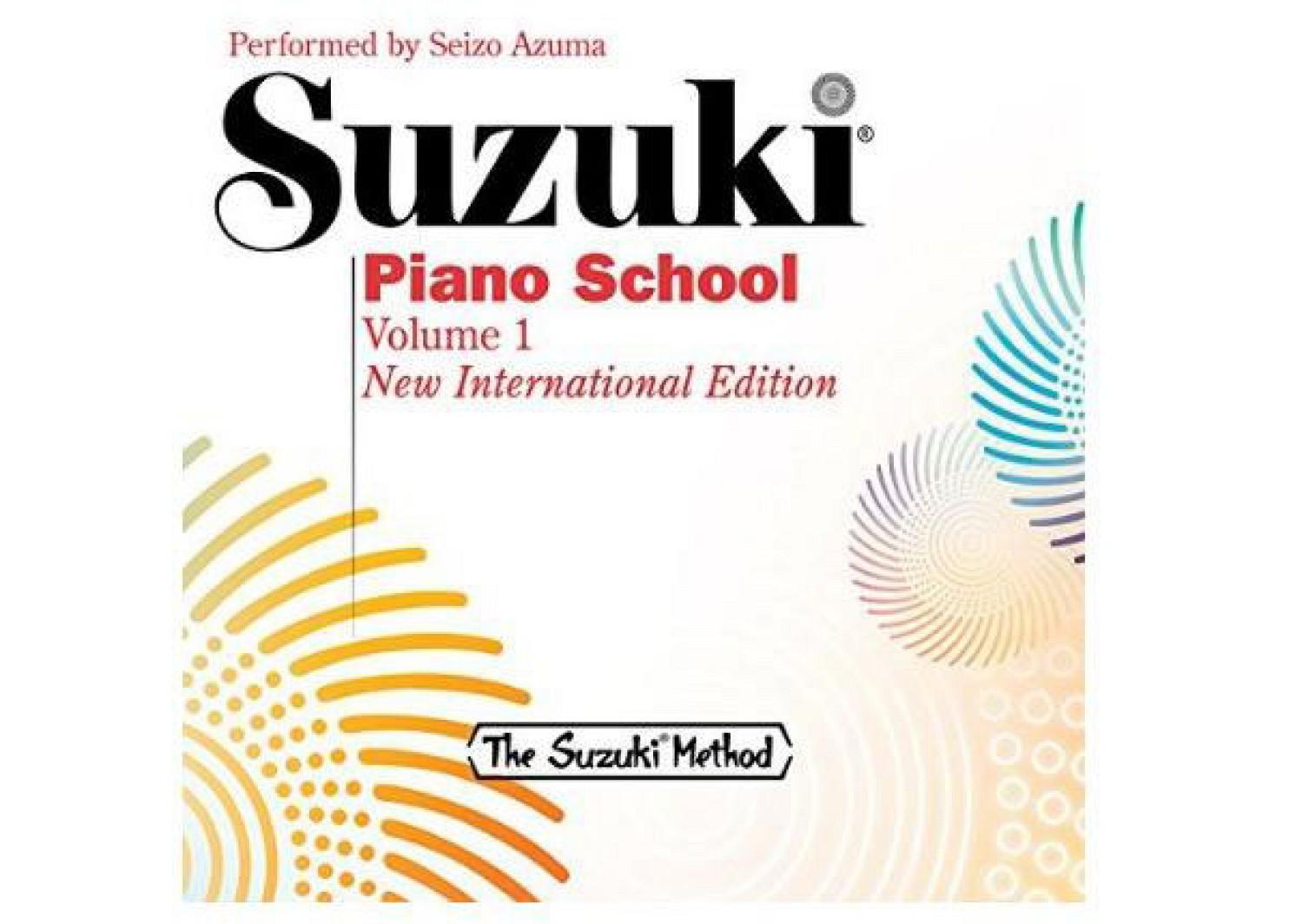 Suzuki Piano Book  Pdf Download