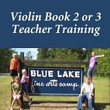 Blue Lake Training