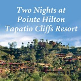 Two Night Stay at Pointe Hilton Tapatio Cliffs Resort, Arizona