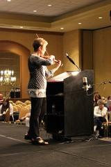 2016 Conference Presenter Violin
