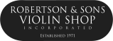 Robertson and Sons Violin Shop, Inc.