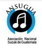 Festival Internacional Suzuki en Guatemala