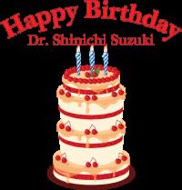 120th Birthday Cake