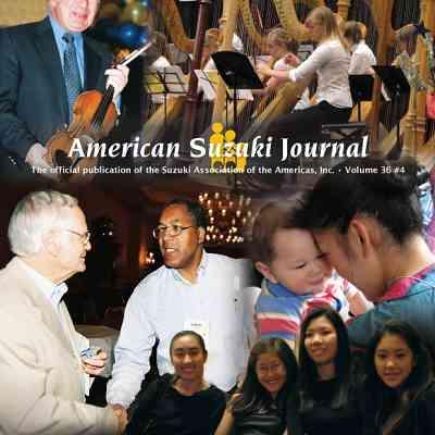 Suzuki News #3: Journal Index, Annual Fund
