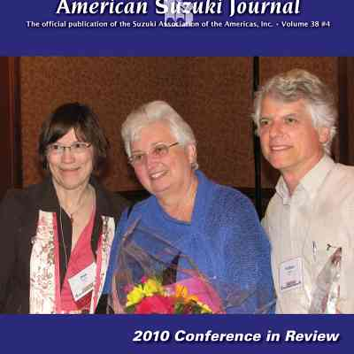 Suzuki News #25: Conference Pictures, SPA & Upcoming Events, Certificates, Scholarships