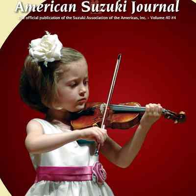 Suzuki E-News #49: ASJ Sneak Peek, Online Member Directory, Videos, Upcoming Events