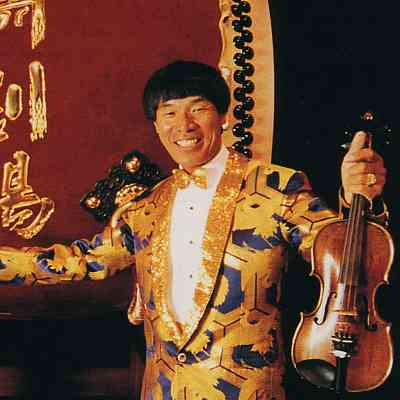 Introducing Entertainer Shoji Tabuchi