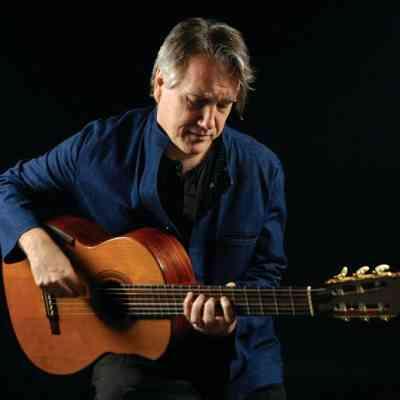 Benjamin Verdery: Master Guitarist, Teacher, and Composer