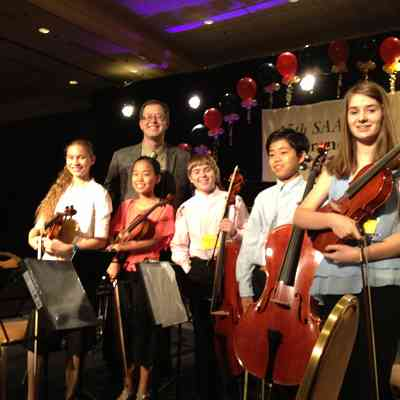 Working in Harmony: Chamber Music at the Conference