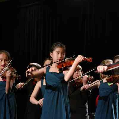 International Ensembles Concert