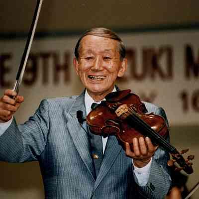 Shinichi Suzuki: A Living Legacy