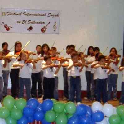 El Salvador Festival, February 2007