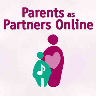 Parents as Partners Online is back!