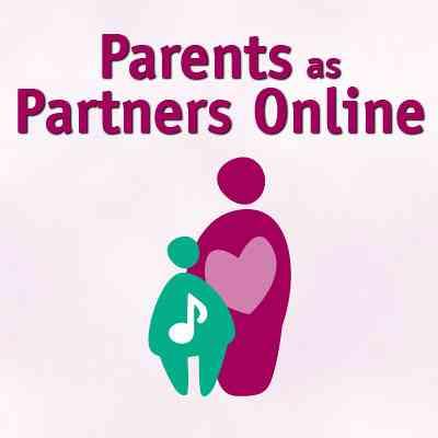 Parents as Partners Online is back!