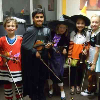 Tips for a Halloween Musical Bash