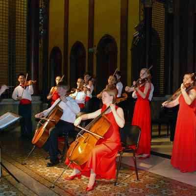 Buffalo Suzuki Strings in Argentina: A Musical Transformation