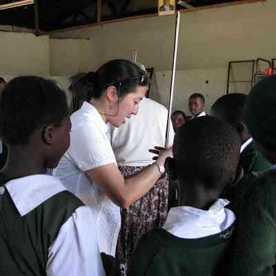 Strings in Kenya