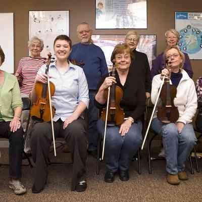Senior Strings