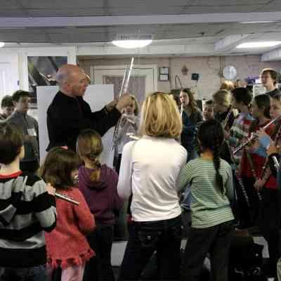 4th Annual Brookline Suzuki Flute Workshop