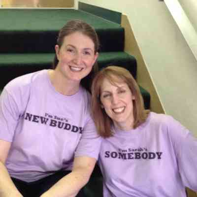 Be a Somebody--Bring a New Buddy to the Conference