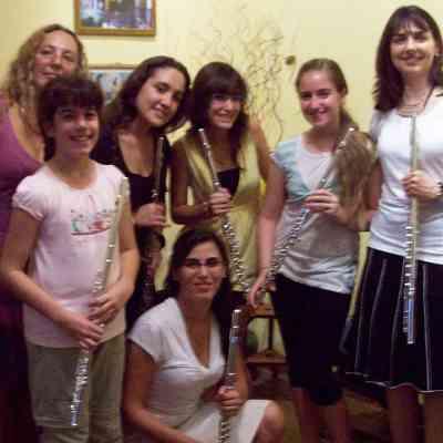 Jornada de Flauta Traversa Suzuki in Argentina