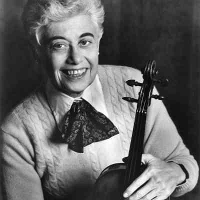 In Memoriam: Louise Behrend, 1916-2011
