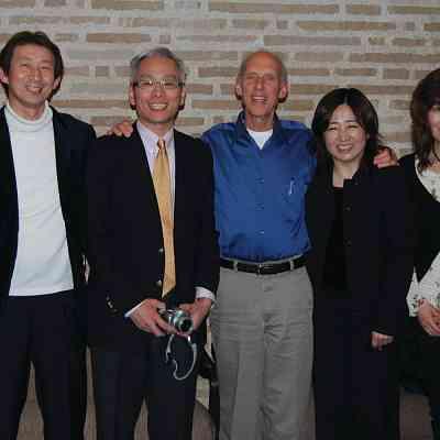 Rodney's Fabulous Adventure: Honoring Dr. Suzuki in Japan