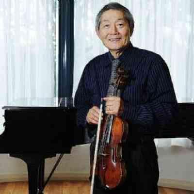 Yasuki Nakamura Honoured for Service to Music