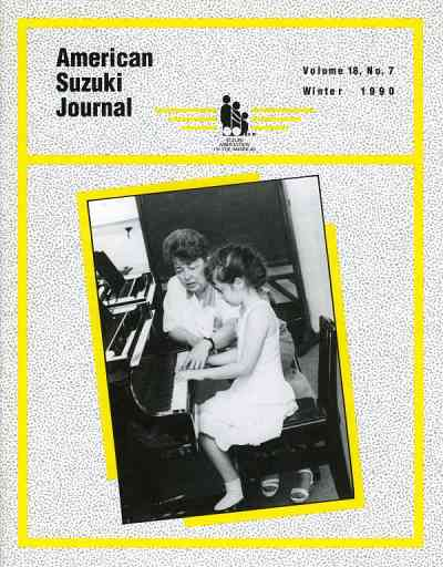 American Suzuki Journal 18.7