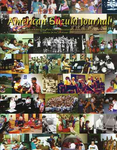 American Suzuki Journal 24.2