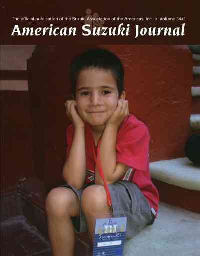American Suzuki Journal 34.1