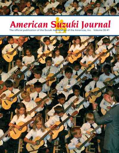 American Suzuki Journal 35.1