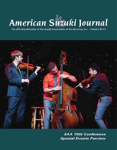 American Suzuki Journal 40.3