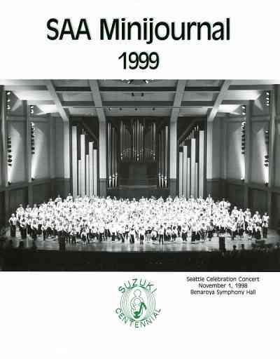 Minijournal 1999
