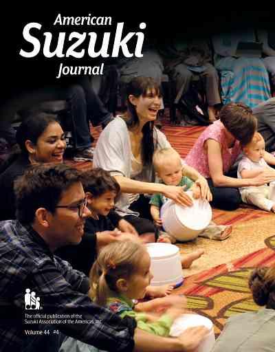 American Suzuki Journal 44.4