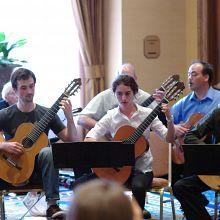 Guitars Make History at the Conference