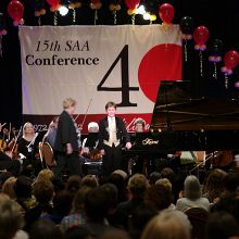 Piano Concerto Featured Gavin George