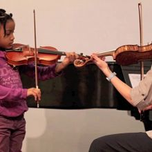 Turtle Bay Music School Integrating the Suzuki Method into the Fabric of the Community
