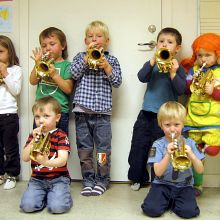 Suzuki Teacher Training for Trumpet: European Suzuki Association Level 1