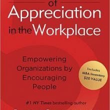 Book Review The 5 Languages of Appreciation in the Workplace